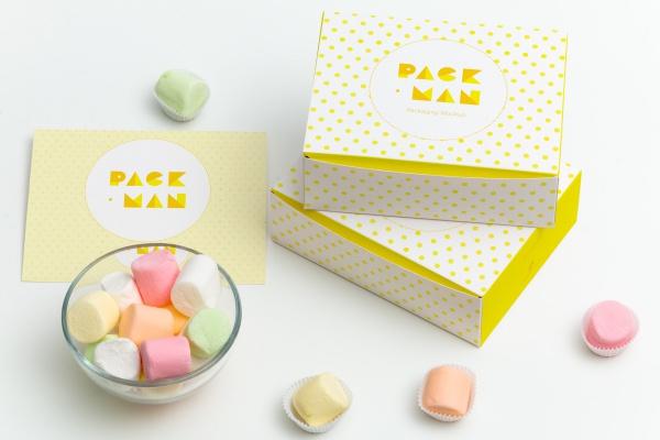 sweet plastic packaging