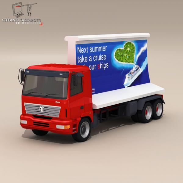 Truck Branding Advertising