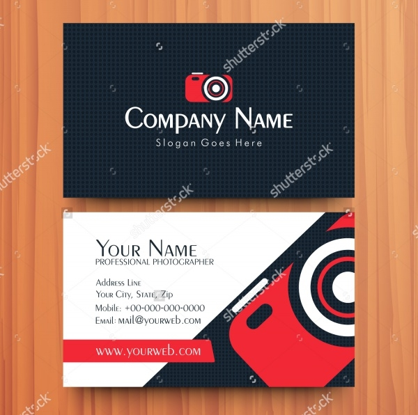 Two Sided Professional Business Card