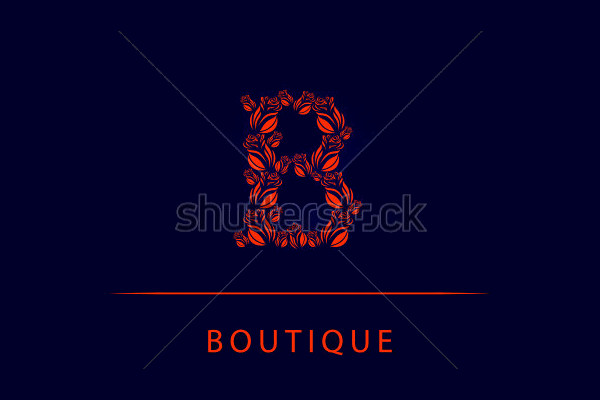 Typography Boutique Logo