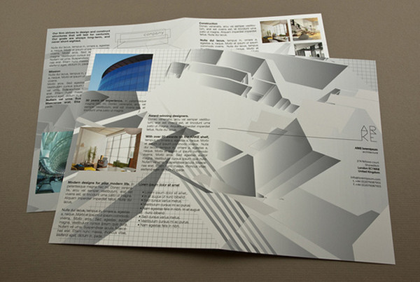 Unconventional Architecture Commercial Brochure