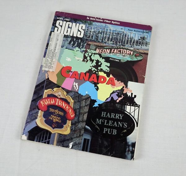 Vintage Tourism Magazine