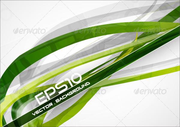 Wavy Straight Line Vectors
