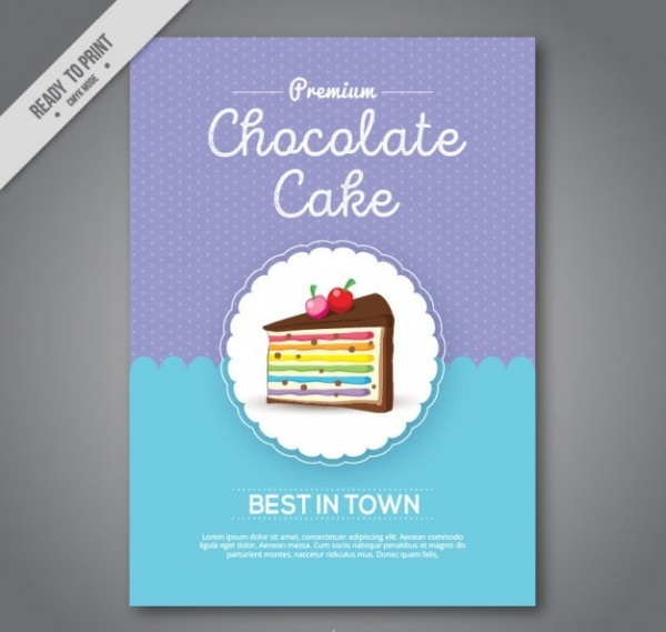 21  bakery brochure templates