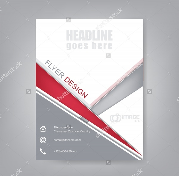 Working Presentation Professional Business Flyer