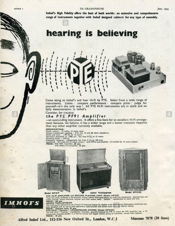 electronics Vintage Gramophone magazine