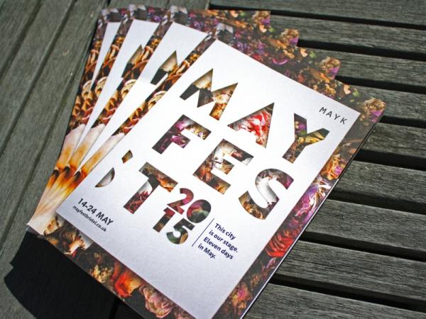 Floral Fest Brochure Design