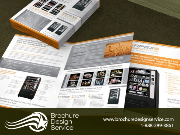 Presentation Brochure Design Service