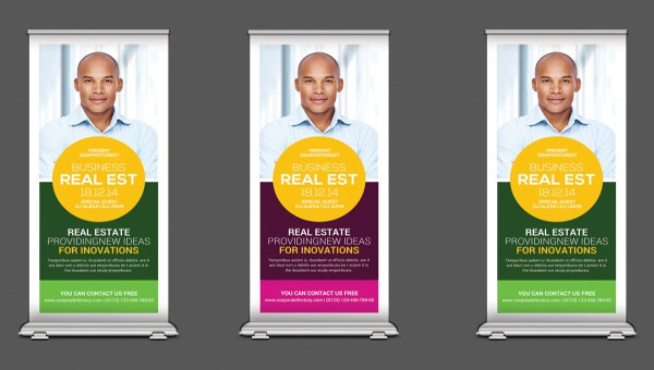 Free 17 Real Estate Banners In Psd Vector Eps Ai