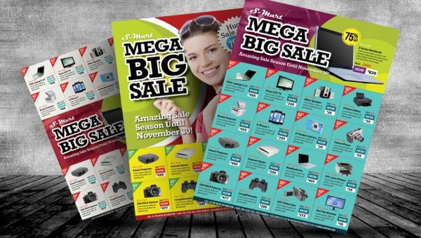 22 sale flyers psd vector eps jpg download freecreatives