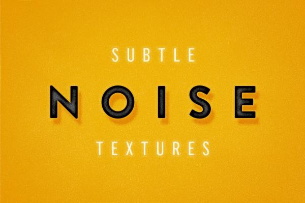 Subtle Noise Texture