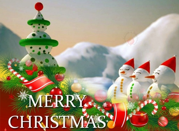 3D Christmas Wallpaper Free