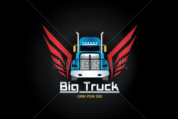 Abstract Logo for Truck