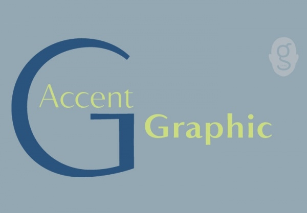 Accent Graphic Font