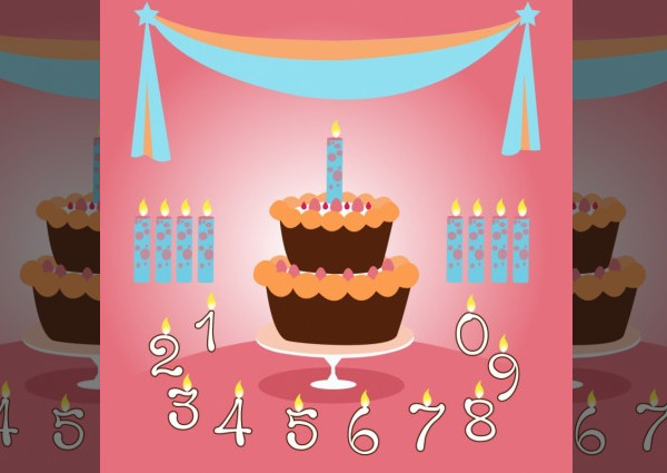 Amazing Birthday Free Clipart