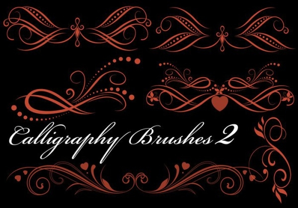 Amazing Calligraphy Brushes Download