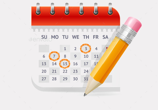 Appointment Scheduling Calendar