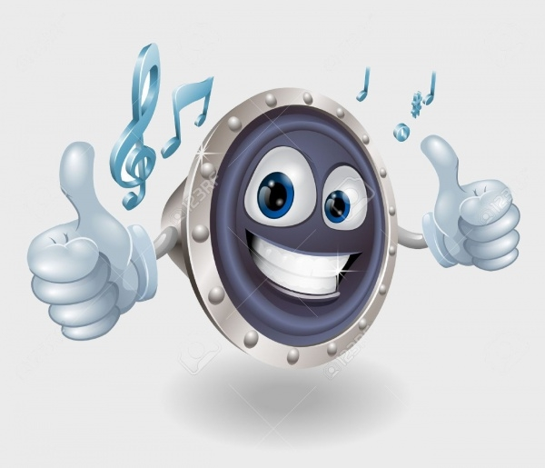 Audio Musical Clipart