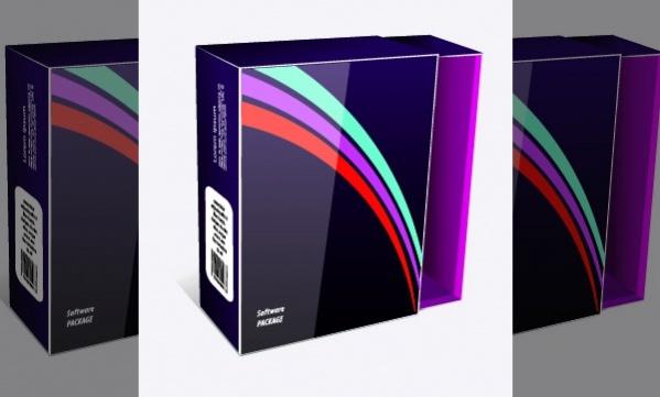 Blank Packaging Design