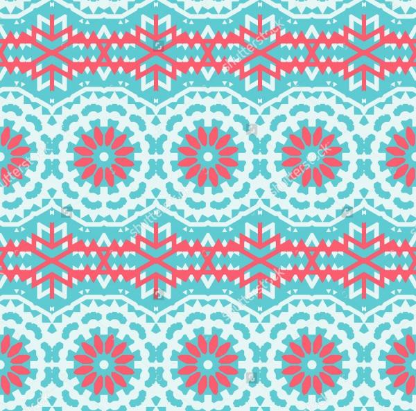 Bohemain Vintage Pattern