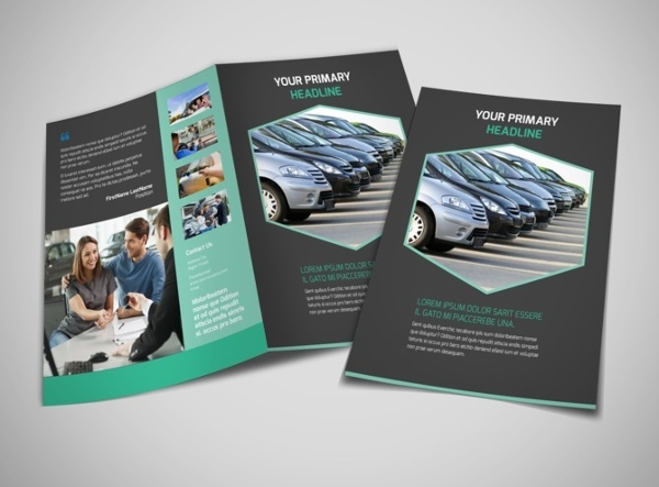 21 Car Sales Brochures Psd Ai Illustrator Download