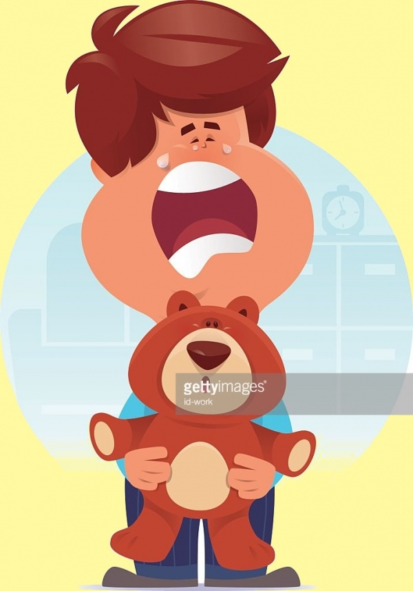 Cartoon Teddybear Clipart