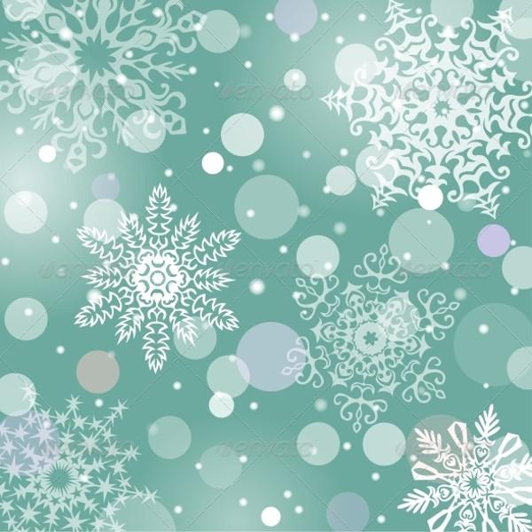 Christmas Vector Snowflakes