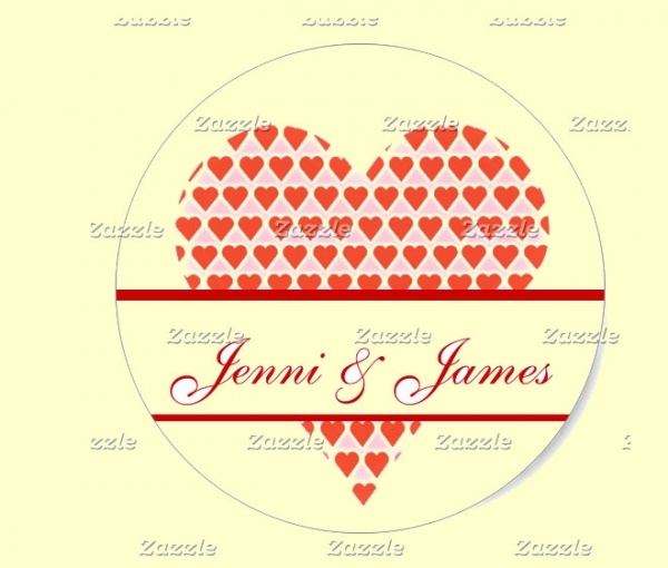 Clipart Heart Wedding Design