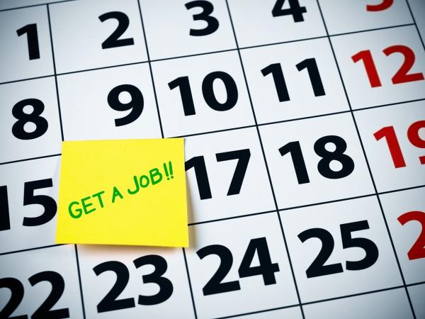 Closeup Appointment Calendar Design