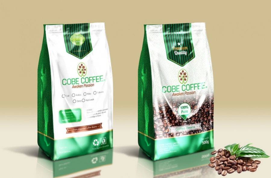 Cob Coffee- Packaging