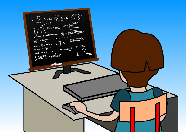 Computer Mathematics Education Clipart