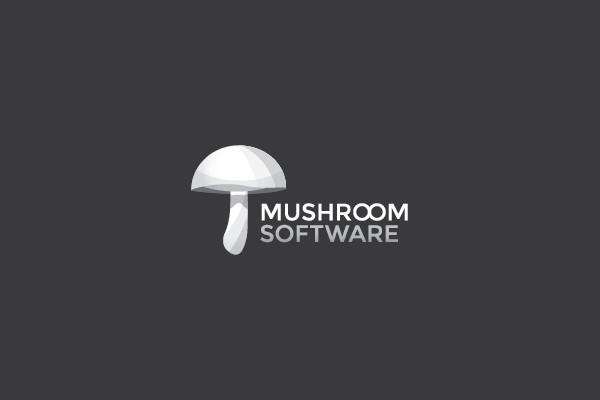Computer Mushroom Software Logo