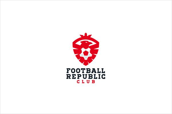 Corporate Football Logo Design