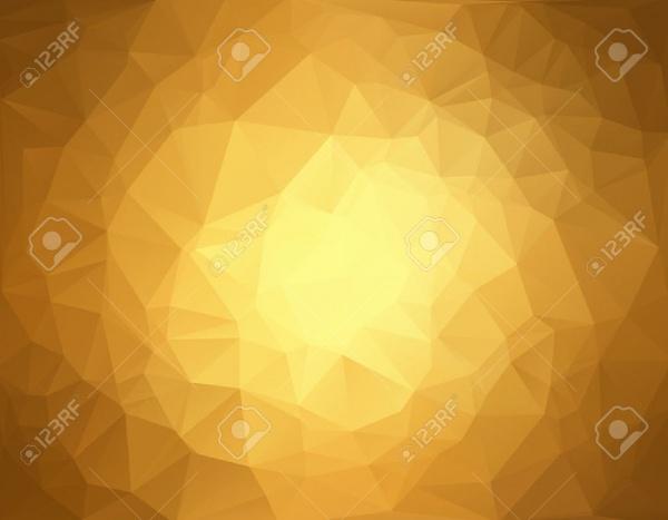 Creative Mosaic Polygonal Pattern
