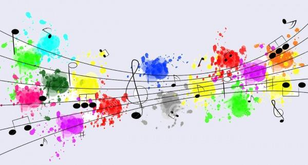 Creative Music Clipart