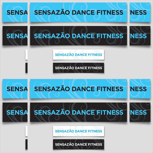 Dance Fitness -format banner