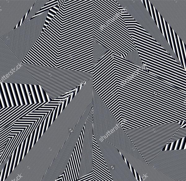 Digital Polygonal Pattern