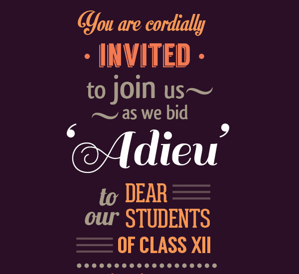 17+ Farewell Invitations - JPG, AI Illustrator Download