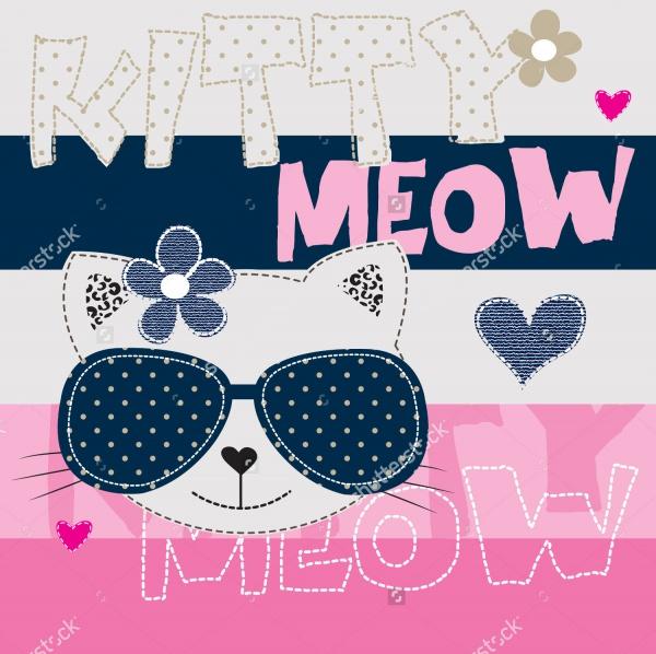 Download Invitation of Hello Kitty