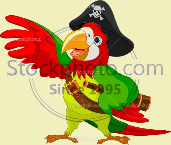 Download Parrot Clipart Design