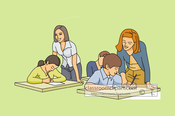 Education Cartoon Clipart