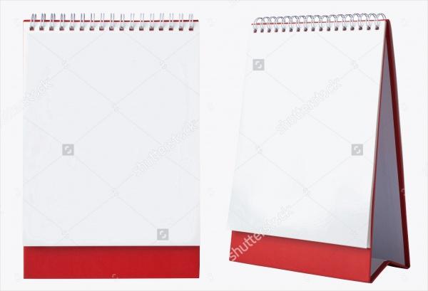 Elegant Blank Calendar