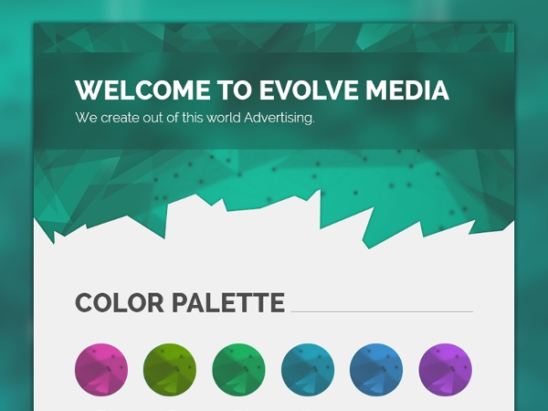Evolve Media Webdesign Advertising
