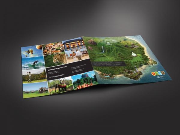 Fabalous Tourism Brochure Design