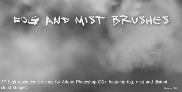Fog and Mist Brushes