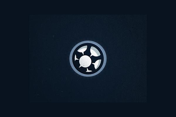 Footbal community mark Logo