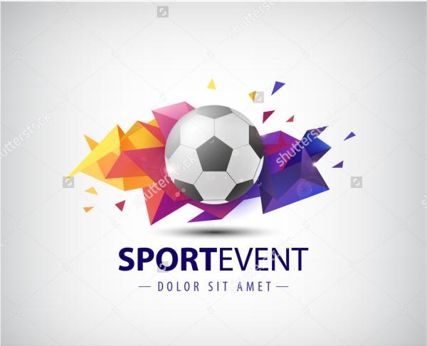 Football League Logo Design