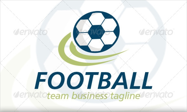 Football Logo for Club