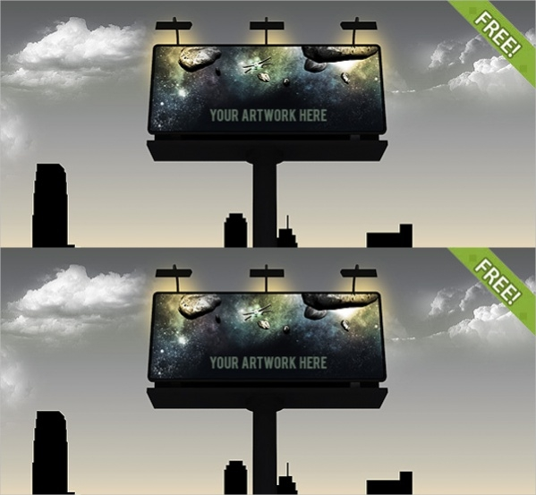free-3d-billboard-design