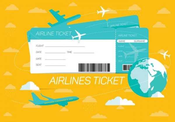 Free Airlines Ticket